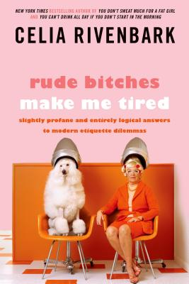 Rude Bitches Make Me Tired Cover