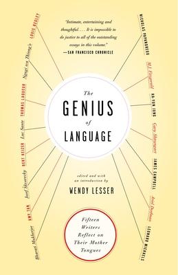 The Genius of Language Cover