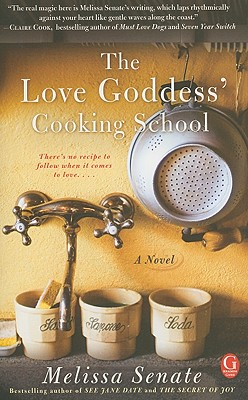 The Love Goddess' Cooking School Cover