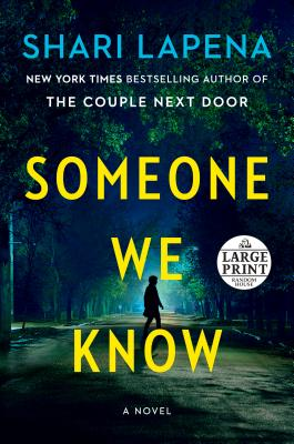 Someone We Know: A Novel Cover Image