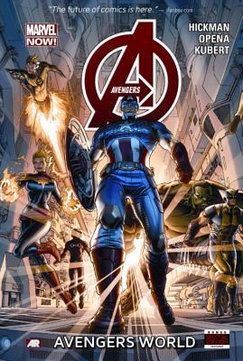 Avengers - Volume 1 Cover