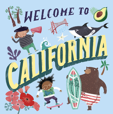 Welcome to California (Welcome To) Cover Image