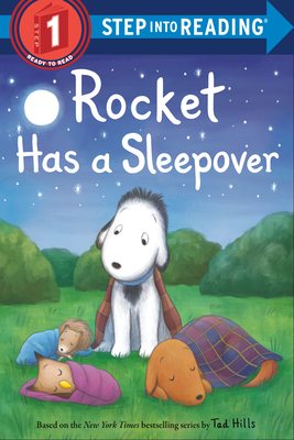 Cover for Rocket Has a Sleepover (Step into Reading)