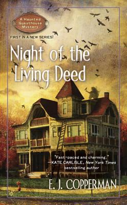 Night of the Living Deed (A Haunted Guesthouse Mystery #1) Cover Image