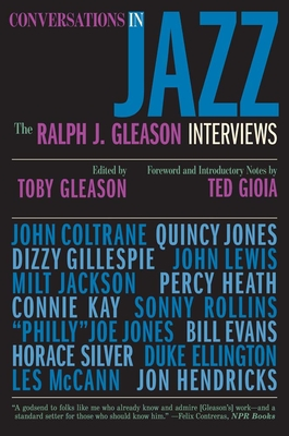 Cover for Conversations in Jazz