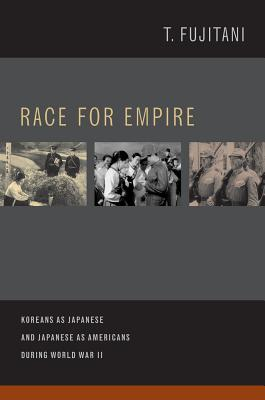 Cover for Race for Empire