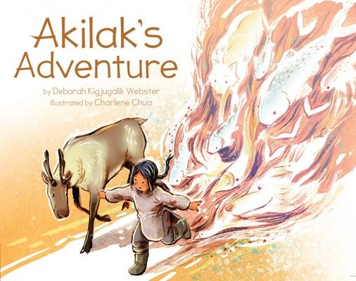 Akilak's Adventure (English) Cover Image