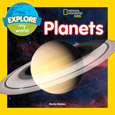 Explore My World Planets Cover Image