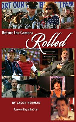 Before the Camera Rolled (Hardback) Cover Image