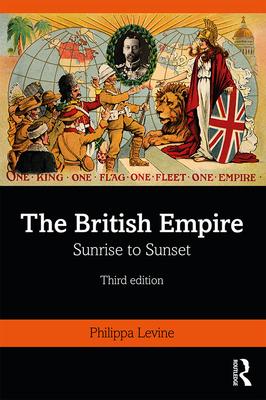 The British Empire: Sunrise to Sunset Cover Image