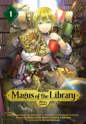 Magus of the Library 1 Cover Image