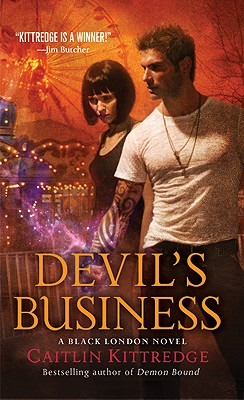 Devil's Business Cover