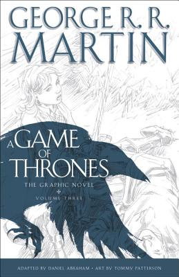 A Game of Thrones, Volume Three Cover