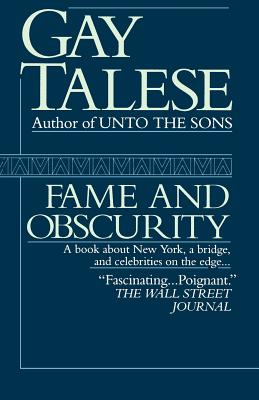 Fame and Obscurity Cover