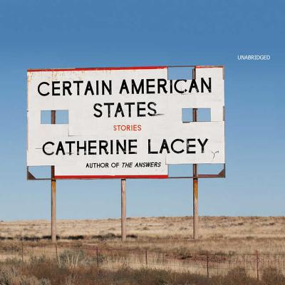 Certain American States: Stories Cover Image