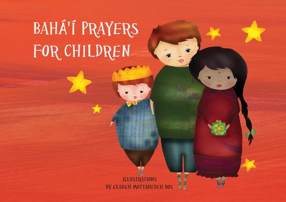 Bahá'í Prayers for Children Cover Image