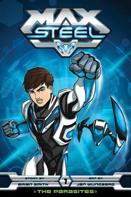 Max Steel Cover