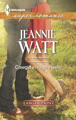 Cowgirl in High Heels Cover