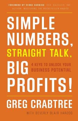 Simple Numbers, Straight Talk, Big Profits! Cover Image