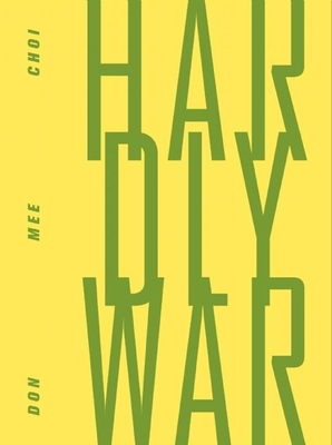 Hardly War Cover Image