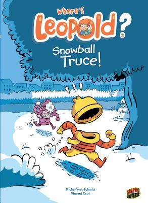 Snowball Truce! Cover