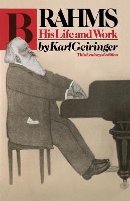 Brahms: His Life And Work Cover Image