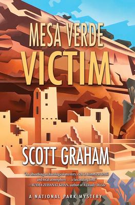 Mesa Verde Victim Cover Image