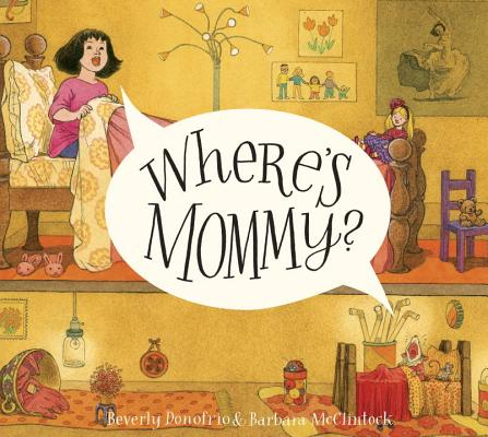 Where's Mommy? Cover
