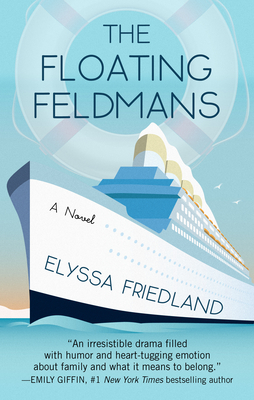 The Floating Feldmans Cover Image