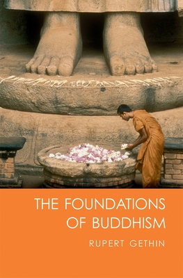 Cover for The Foundations of Buddhism (Opus)
