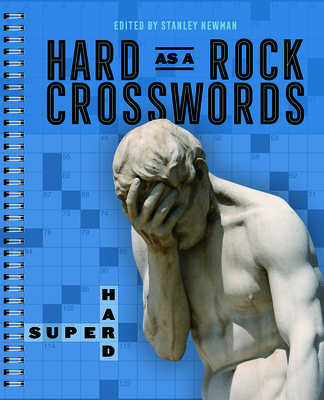 Cover for Hard as a Rock Crosswords