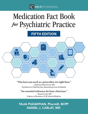 Medication Fact Book for Psychiatric Practice, Fifth Edition Cover Image