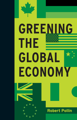 Greening the Global Economy (Boston Review Originals) Cover Image