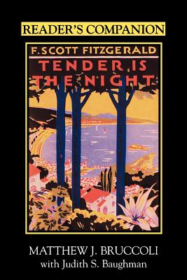 Reader's Companion to F. Scott Fitgerald's Tender Is the Night Cover