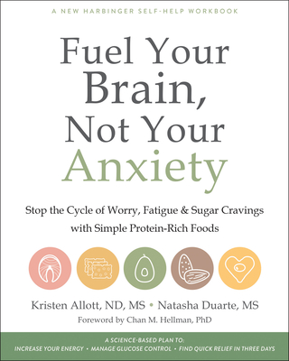Fuel Your Brain, Not Your Anxiety: Stop the Cycle of Worry, Fatigue, and Sugar Cravings with Simple Protein-Rich Foods Cover Image