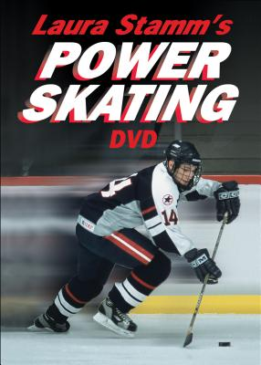 Laura Stamm's Power Skating Cover Image