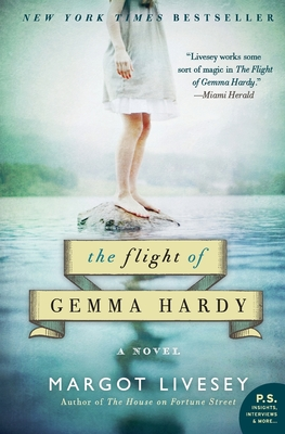 Flight of Gemma HardyLivesey,Margot