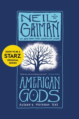American Gods: Author's Perferred Text Cover Image
