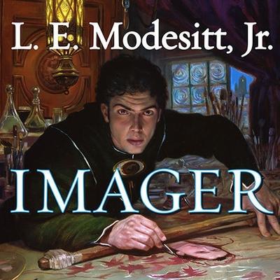 Cover for Imager (Imager Portfolio #1)