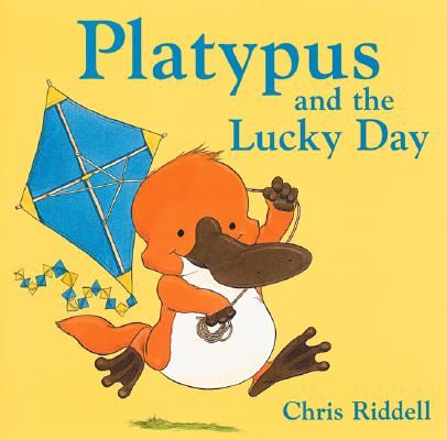 Platypus and the Lucky Day Cover