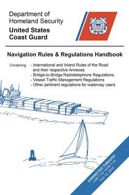 Navigation Rules & Regulations Handbook Cover Image