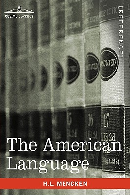 The American Language Cover