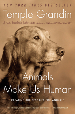 Animals Make Us Human Cover
