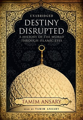 Destiny Disrupted Cover
