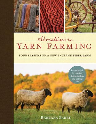 Adventures in Yarn Farming Cover