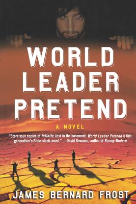 World Leader Pretend Cover