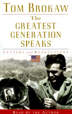 The Greatest Generation Speaks Cover Image