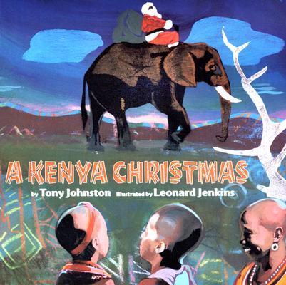Cover for Kenya Christmas