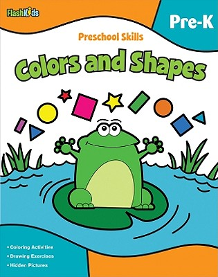 Preschool Skills Colors and Shapes Cover