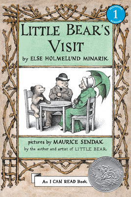 Little Bear's Visit Cover Image